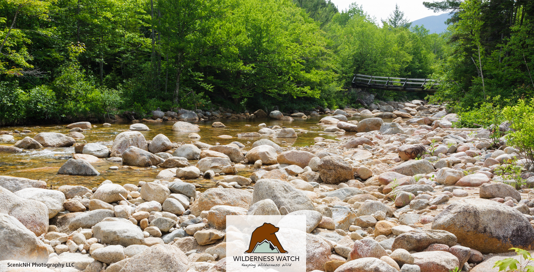 Pemigewasset Wilderness, New Hampshire by ScenicNH Photography LLC