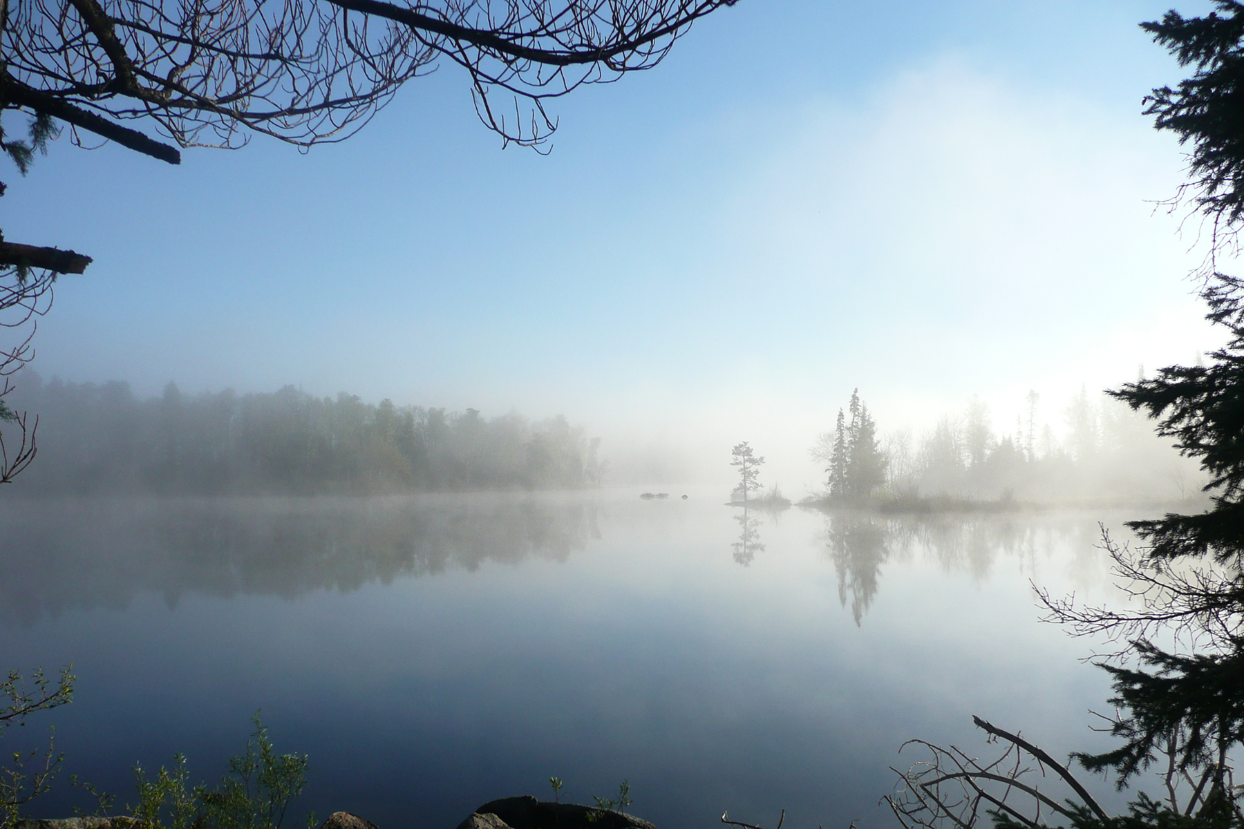 Boundary Waters Canoe Area Wilderness by Steven Conry via Flickr